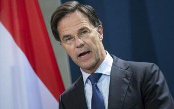 guvernul olandei