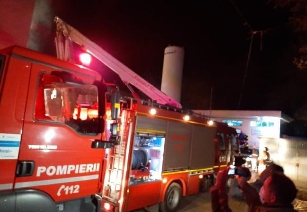 UPDATE :INCA UN PACIENT DECEDAT LA MATEI BALS, 120 persoane au fost evacuate !!!