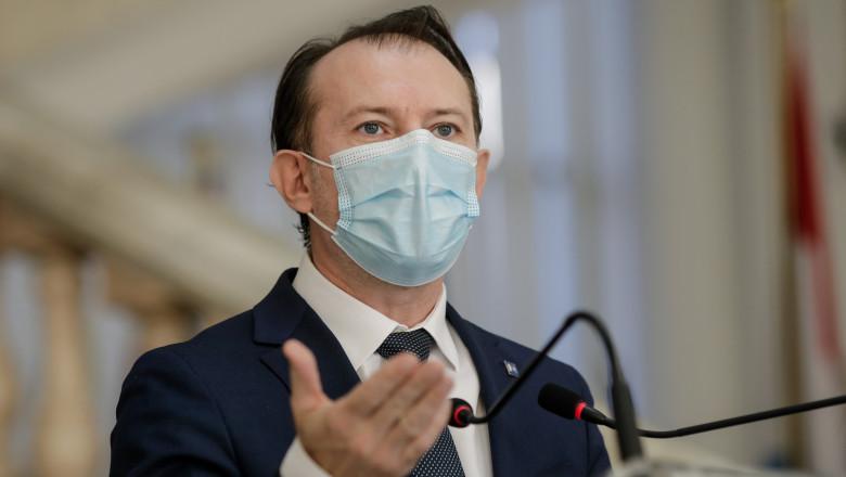Premierul Cîțu a declarat ca daca situația nu se schimbă școlile se deschid pe 8 februarie.