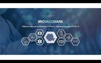 platforma vaccinare