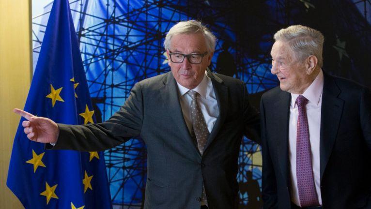 "Poate miliardarul SOROS ""sa cumpere"" toata EUROPA si sa devina creditorul perpetuu al tarilor europene?"