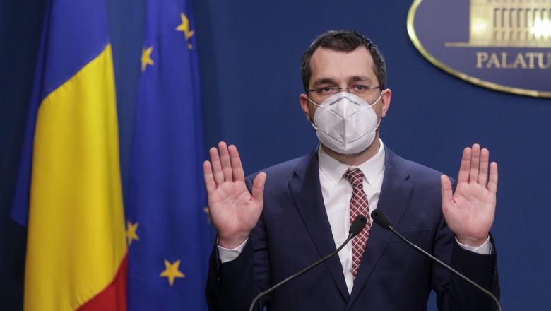 Ministrul sanatatii VLAD VOICULESCU a ajuns la fata locului si face primele declaratii !