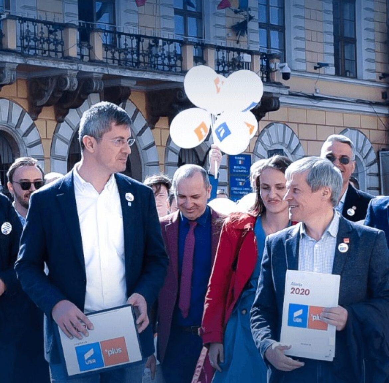 ALERTĂ – Dan Barna: USR PLUS nu-l mai susține pe premierul Florin Cîțu