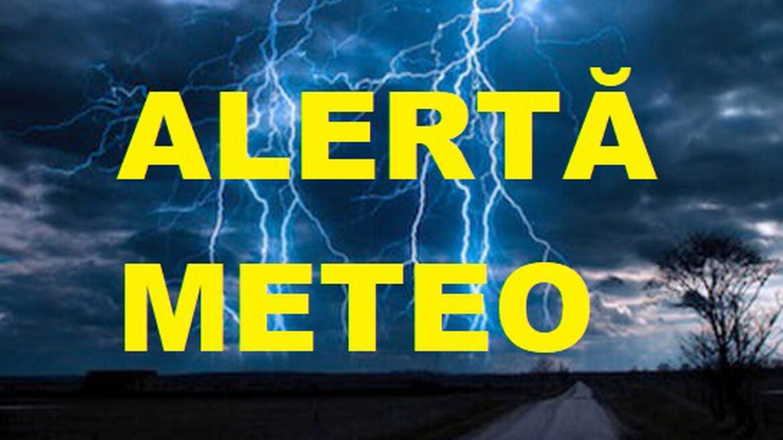 Trei alerte meteo de vreme severă sunt în vigoare: 16 județe sunt vizate de ploi, ninsori, ger și vânt puternic