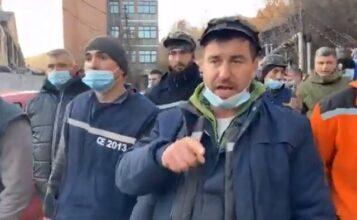 Capitala, amenințată de revolta minerilor: 'Azi în Hunedoara, mâine în toată ţara' / 'Nu cedăm'. Ce solicită aceștia / VIDEO