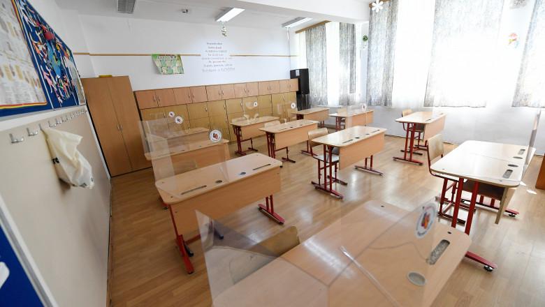 DOCUMENT – Toate detaliile despre redeschiderea școlilor: s-a stabilit și cum se vor închide (PROIECT)