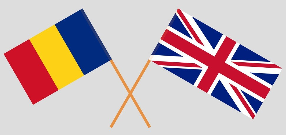 KNOWLEDGE IS POWER.  THE UK AND ROMANIA