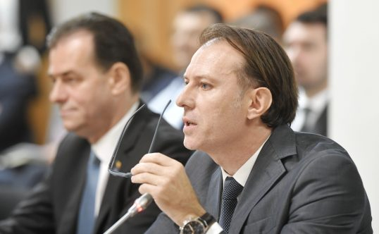 Solicitare urgentă către Ludovic Orban și Florin Cîțu! Parlamentari AUR, PNL, PSD și societatea civilă cer repunerea în funcție a lui Octav Bjoza