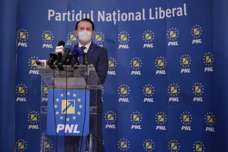 Detalii de culise din ședința PNL: a fost lansat primul atac la Florin Cîțu. Ce i-a reproșat unul dintre liderii PNL