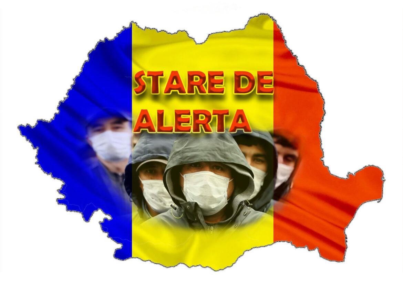 Starea de alertă, prelungită de azi în România. Deplasarea în afara locuinței, interzisă după ora 22