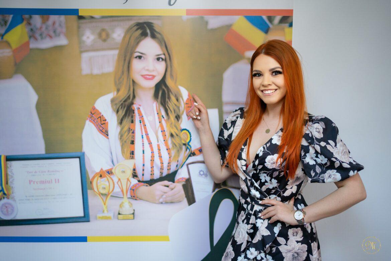 Diana Stefanescu, fata cu vocea de aur a muzicii populare buzoiene !! Atelierul de muzica-Diana Stefanescu, proiecte noi in 2021