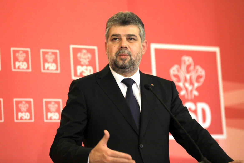 Marcel Ciolacu zice pas unei eventuale coaliții alături de PNL !! Moțiunea de cenzură se amână cu 10 zile.