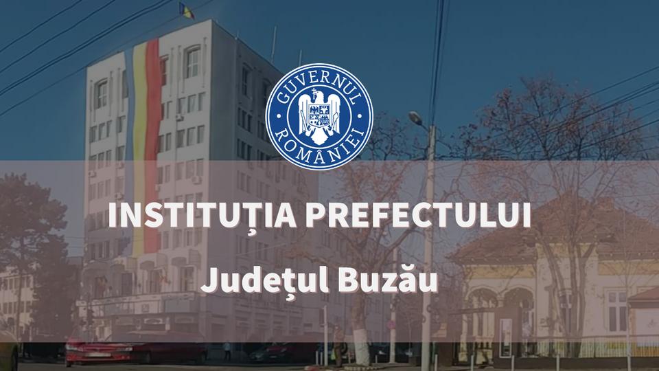 Prefectura Buzău cere tuturor primăriilor din judeţ să transmită online şedinţele de Consiliu Local