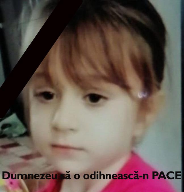 Trupul fetiței a fost recuperat din albia râului Buzău în jurul orei 12.30.