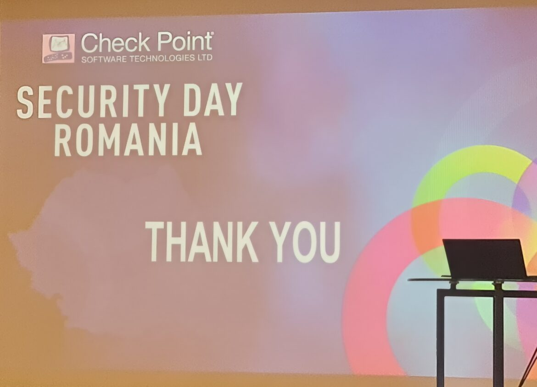 Security Day Romania, September 21, JW Marriott Bucharest Calea 13 septembrie 90
